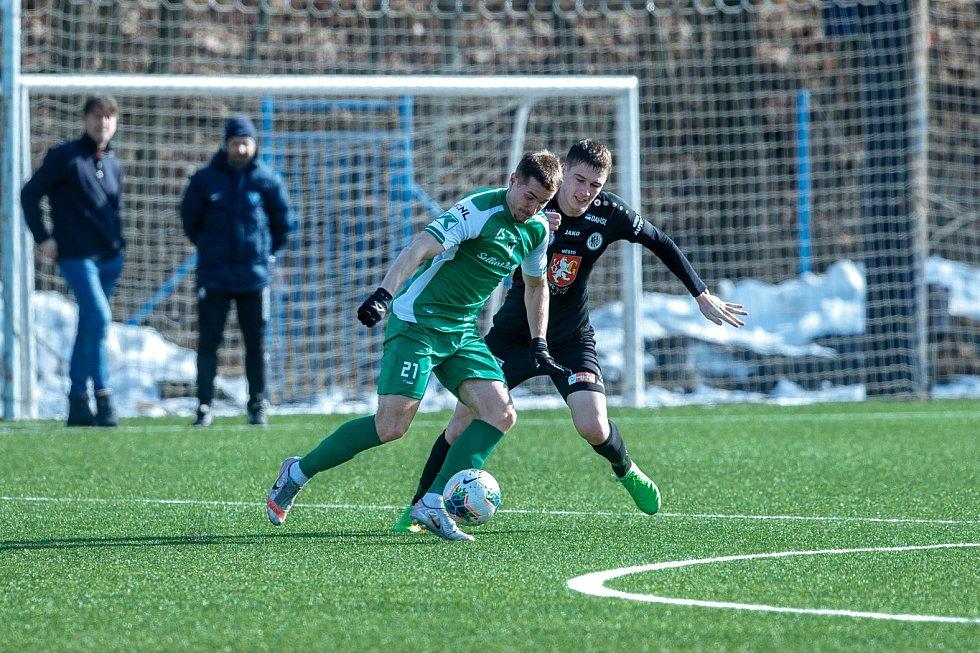 Fotbalová příprava: FC Hradec Králové - FC Sellier&Bellot Vlašim.