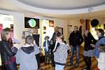 Evropská noc vědců ve hvězdárně v Hradci Králové.