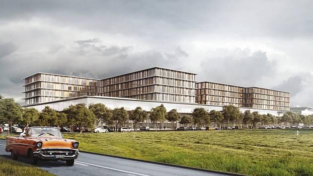 Fakultní nemocnice představila vítězný návrh na modernizaci chirurgických oborů.