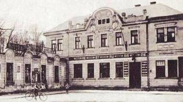 Střelnice v předminulém století