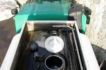 Naftu stáčel do cisternového nákladního vozidla a rozprodával dál bez nutné registrace a zaplacení daně.