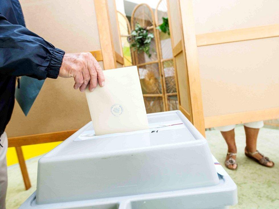 Volby. Ilustrační fotografie.