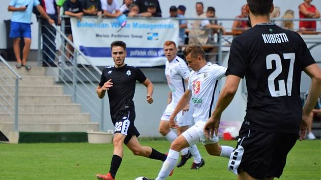 Fotbalová příprava: FC Hradec Králové - FK Jablonec.