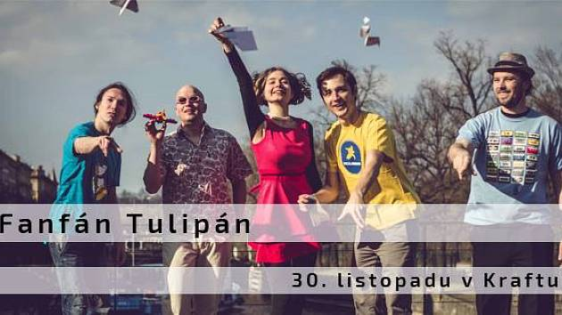 Fanfán Tulipán v Kraftu