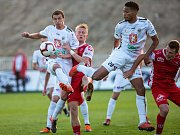 Fotbalová FORTUNA:NÁRODNÍ LIGA: FC Hradec Králové - FK Pardubice.