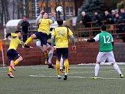 Krajská fotbalová I. A třída: FK Kratonohy B - SK Sparta Úpice.