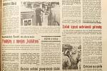 Co se psalo ve východočeském listu Pochodeň 20. listopadu 1989.