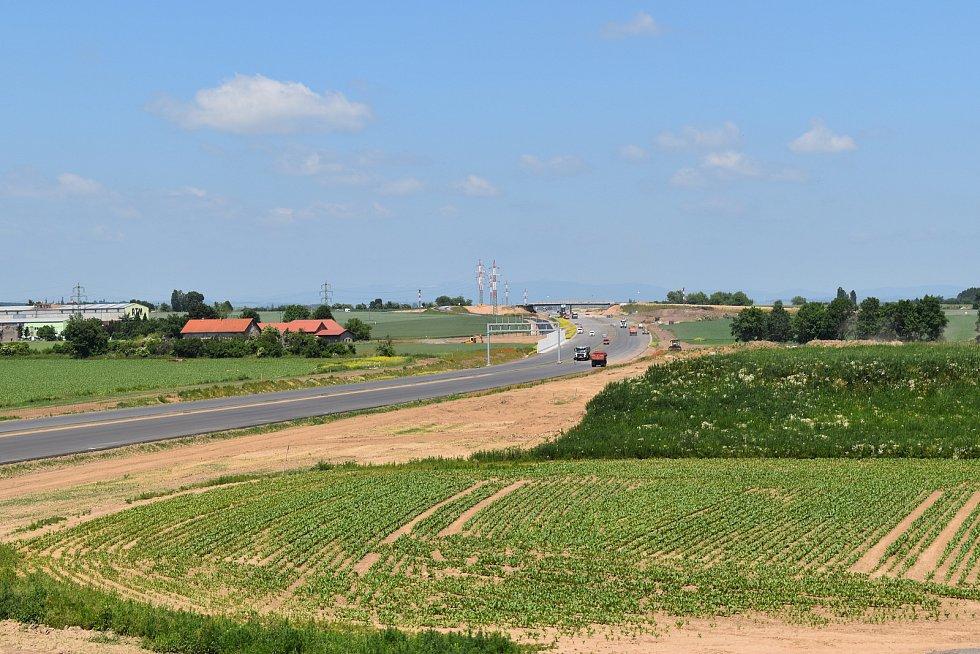 Otevření nových úseků dálnic je na dohled. Chybí už jen půl roku