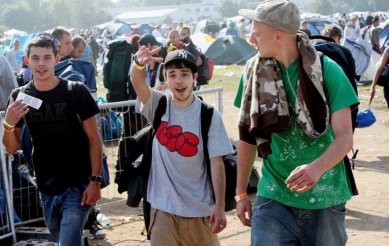 Hip hop kemp 2008: I takové to bylo. Dozvuky a následky