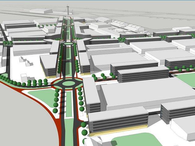 Hradec chce z letiště novou rozvojovou zónu spojenou s leteckým průmyslem.