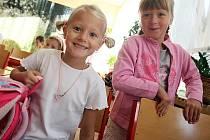 1. září začal školní rok na ZŠ Mandysova v Hradci králové.