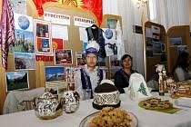 Setkání národů v královéhradeckém Adalbertinu.