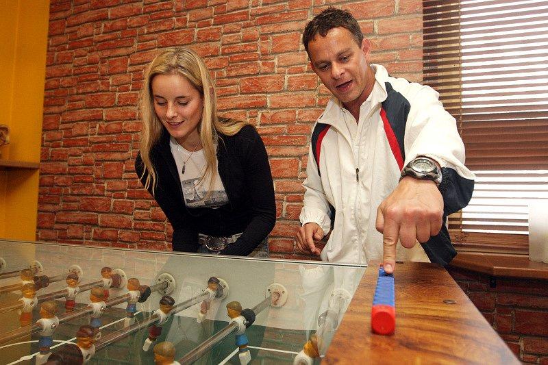 Tenisový turnaj umělců OlfinCar VIP Cup 2009