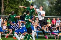 Fotbal MOL CUP Chlumec nad Cidlinou vs Příbram