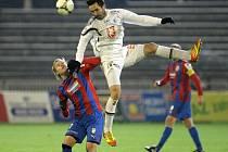 Pohár České pošty ve fotbale - 1. osmifinále: FC Hradec Králové - FC Viktoria Plzeň.
