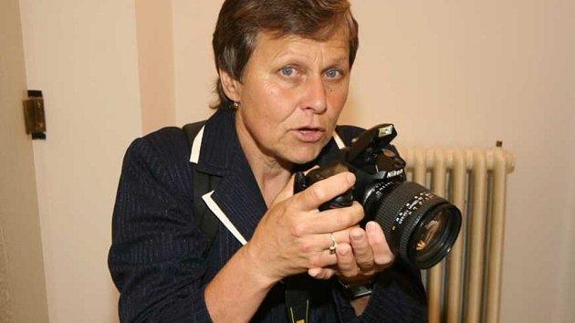 Blanka Sedláčková.