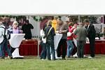 Gurmán festival se nesl ve znamení dobrého jídla, kvalitních nápojů a celkové pohody. Návštěvníci  mohli také soutěžit.