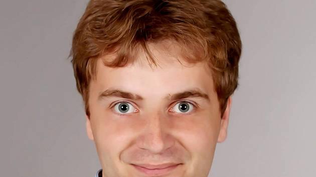 Martin Hanousek.