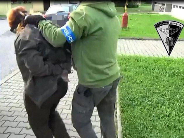 Vražda u Lázní Bělohrad