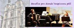 Benefiční koncert NOS DAMES pro domácí hospicovou péči