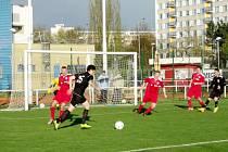 Krajská fotbalová I. A třída: TJ Sokol Třebeš - SK Sparta Úpice.