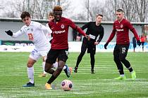 Zimní Tipsport liga: Hradec Králové - Sparta Praha B