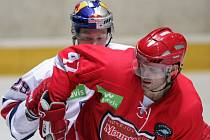 Hokejová European Trophy: Mountfield HK - EC Red Bull Salzburg.