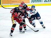 Generali play off hokejové Tipsport extraligy - 2. čtvrtfinále: Mountfield HK - Bílí Tygři Liberec.