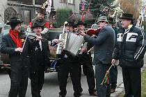 Svéráz Velikonoc v Plotištích a na Pláckách.
