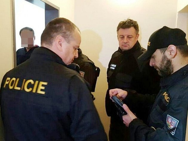 Akce cizinecké policie na Rychnovsku.