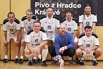 Šampioni Šampáňo Cupu. Garda FC Hradec Králové ovládla tradiční předvánoční turnaj v předměřické hale.