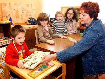 Škola pro děti s vadami sluchu a řeči