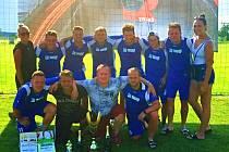 Tým  Hodyboss.cz vítězem již 18. ročníku turnaje vmalé kopané RAALTRANS CUP 2020 v Dohalicích.