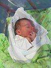 DOMINIK TAVÍK  bude doma v Káranicích s maminkou Veronikou a tatínkem Jiřím. Chlapeček se narodil 15.10. v 10.46  hodin s váhou 3.63 kg a délkou 52 cm. Doma se na něj těší sestřička Adriana.