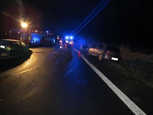 Policie hledá svědky nehody v Třebechovicích