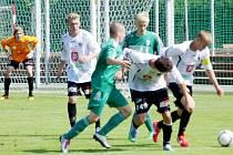 Fotbalová I. liga dorostu U19: FC Hradec Králové - Karviná.