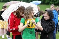 Desátý ročník sportovních her s mezinárodní účastí začal 26. května 2010 na stadionu TJ Sokol.