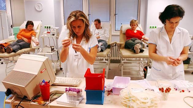 Transfúzní oddělení