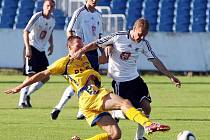 FC Hradec Králové – FC Vysočina Jihlava 2:2 (10. července 2010).
