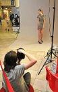 Nahlédnout do světa modelingu mohly v sobotu 8. května ve Futuru dívky z Hradecka. Akcí provázela topmodelka Simona Krainová.