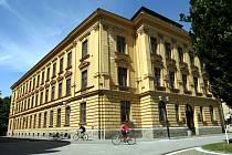 Nejstarší budova hradecké univerzity