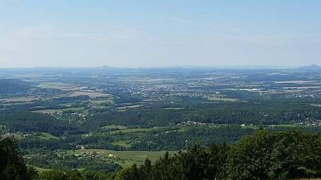 Český ráj z Kozákova