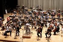 Zkouška Filharmonie