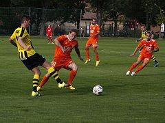Fotbalová divize C: FK Kratonohy - TJ Sokol Živanice.