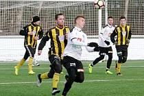 Fotbalová příprava: FC Hradec Králové jun. - FK Kratonohy.