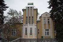 Vila Václava Píši patří k dominantám Střelecké ulice.