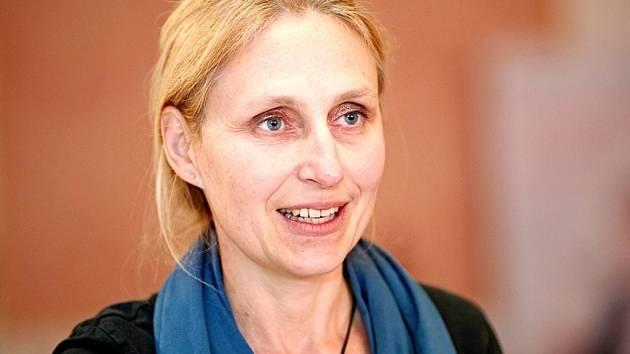 Lucie Ernestová.