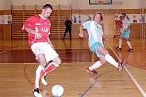Futsalová II. liga - západ: Hradec Králové - F. A. Zole Česká Lípa.