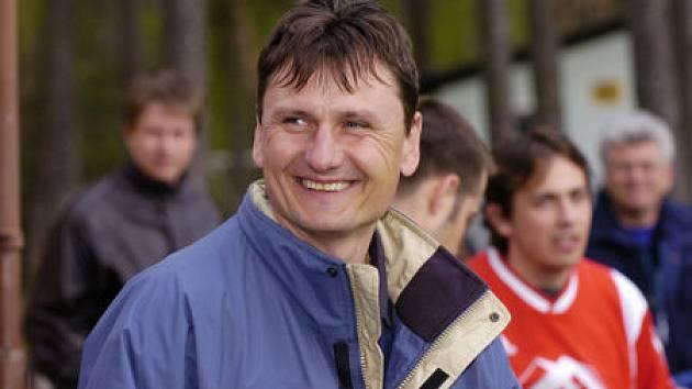 Trenér Luboš Kubík