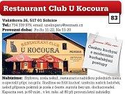 Restaurant Club U Kocoura